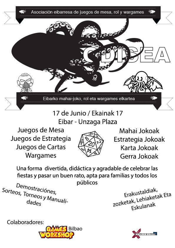 Cartel Odisea 2017 San Juan con COLABORADORES)